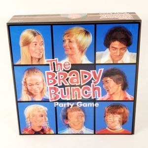 New! The Brady Bunch Party Game